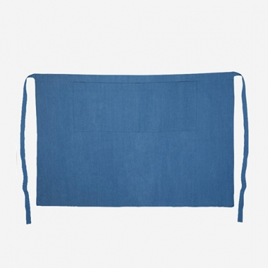 Apron Denim Square