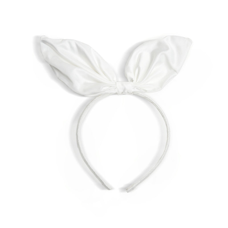 Knotted Rabbit Hairband